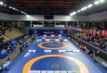 رقابت های انتخابی کشتی المپیک,اخبار ورزشی,خبرهای ورزشی,کشتی و وزنه برداری