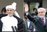 دیدار محمد اشرف غنی و عبدالله عبدالله,اخبار افغانستان,خبرهای افغانستان,تازه ترین اخبار افغانستان