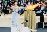 مشعل بازیهای المپیک 2020