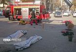 مرگ ۲ کارگر هنگام لایروبی در مشهد,کار و کارگر,اخبار کار و کارگر,حوادث کار