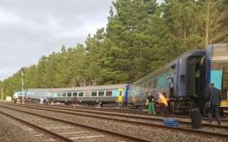 خروج قطار از ریل در استرالیا,اخبار حوادث,خبرهای حوادث,حوادث