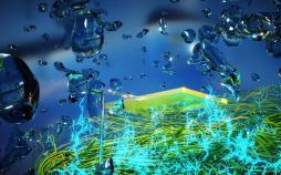 تولید برق از رطوبت هوا,اخبار علمی,خبرهای علمی,اختراعات و پژوهش