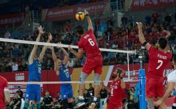 تیم ملی والیبال ایران,اخبار ورزشی,خبرهای ورزشی,والیبال و بسکتبال