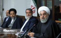 تصاویر جلسه ستاد مدیریت ملی کرونا,عکس های جلسه ستاد مدیریت ملی کرونا,تصاویر حسن روحانی
