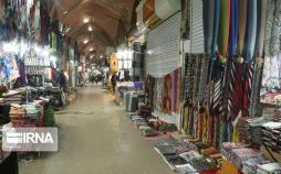 تصاویر بازار اردبیل,عکس های تاثیرات کرونا بر بازار اردبیل,تصاویر بازار اردبیل در ایام نوروز
