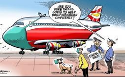 کاریکاتور ویروس کرونا در جهان,کاریکاتور,عکس کاریکاتور,کاریکاتور اجتماعی