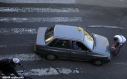 تصاویر پلاک مخدوش,عکس های پلاک خودروها در تهران,تصاویر پلاک دستکاری شده