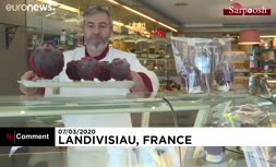 فیلم/ شکلات ویروس کرونا در فرانسه