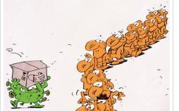کاریکاتور دلالان ماسک,کاریکاتور,عکس کاریکاتور,کاریکاتور اجتماعی