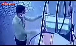 فیلم/ بنزین دزدی در ملکشهر اصفهان