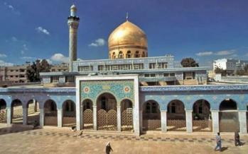 حرمهای حضرت زینب و رقیه,اخبار مذهبی,خبرهای مذهبی,فرهنگ و حماسه