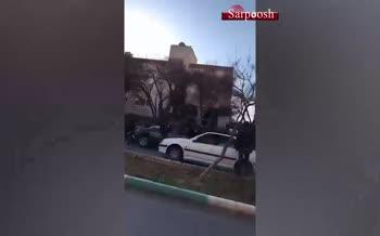 فیلم/ دسته زنجیرزنی با خاصیت کروناکُشی در اصفهان