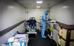 تصاویر پلاسما درمانی در برابر کرونا,عکس های درمان ویروس کرونا,تصاویر پژوهش جدید پلاسما درمانی
