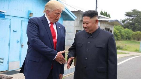 دونالد ترامپ و کیم,اخبار سیاسی,خبرهای سیاسی,اخبار بین الملل