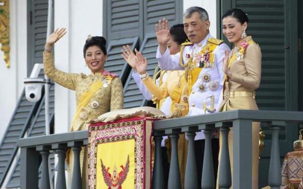 قرنطینه پادشاه تایلند,اخبار سیاسی,خبرهای سیاسی,اخبار بین الملل