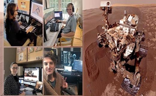 عینک سه بعدی برای هدایت تجهیزات در مریخ,اخبار علمی,خبرهای علمی,نجوم و فضا