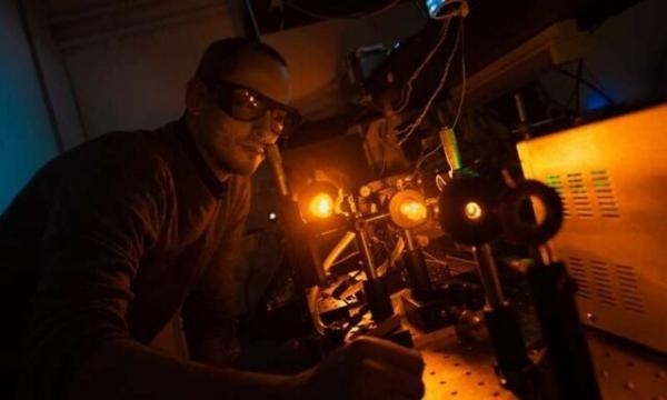 استفاده از لیزرهای الماسی در تلسکوپها,اخبار علمی,خبرهای علمی,نجوم و فضا