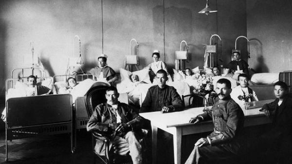 تصاویر آنفلوانزای ۱۹۱۸ چه چیزی در مورد کرونا به ما می آموزد؟