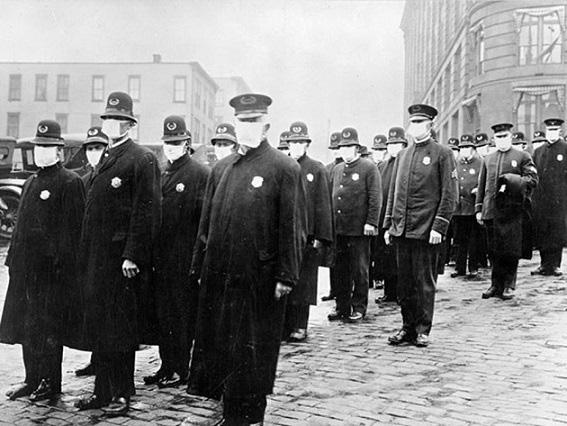 تصاویر آنفلوانزای ۱۹۱۸,اخبار جالب,خبرهای جالب,خواندنی ها و دیدنی ها