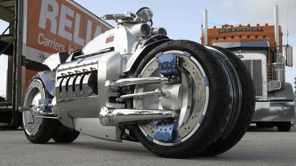 موتورسیکلت Tomahawk,اخبار خودرو,خبرهای خودرو,وسایل نقلیه