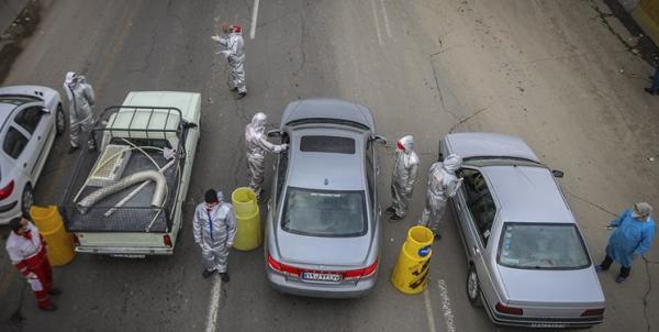 ارسال پیامک هشدار به رانندگان خودروها در تهران/ اعمال محدودیتهای سختگیرانه در محورهای مواصلاتی در اصفهان