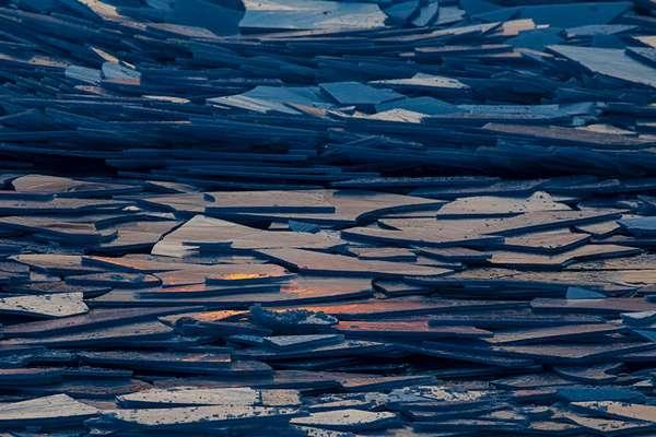دریاچه میشیگان در بهار,اخبار جالب,خبرهای جالب,خواندنی ها و دیدنی ها
