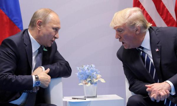 دونالد ترامپ و پوتین,اخبار سیاسی,خبرهای سیاسی,اخبار بین الملل