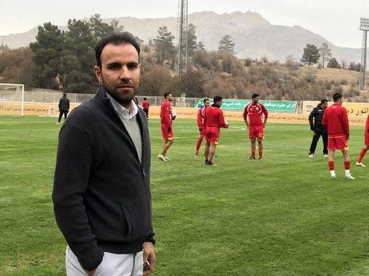 محسن خلیلی,اخبار فوتبال,خبرهای فوتبال,حواشی فوتبال