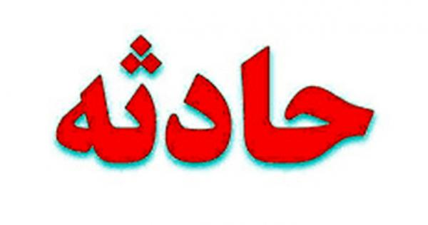 واژگونی خودرو در بزرگراه آیت الله سعیدی,اخبار حوادث,خبرهای حوادث,حوادث