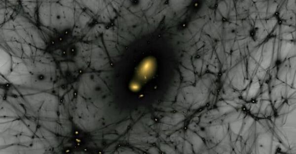 کهکشان اقماری در کهکشان راه شیری,اخبار علمی,خبرهای علمی,نجوم و فضا