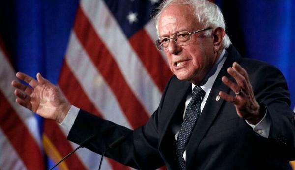 برنی سندرز,اخبار سیاسی,خبرهای سیاسی,اخبار بین الملل