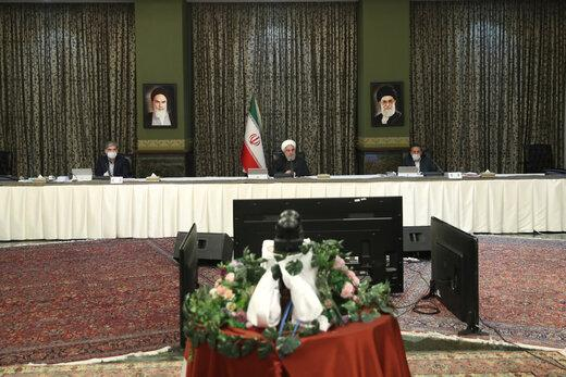 روحانی: اکثریت مردم به دستورات ستاد ملی مبارزه با کرونا عمل کردند/ واکنش رئیس جمهور به آمادگی آمریکا برای کمک به ایران