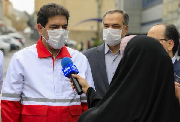 سرپرست جمعیت هلال احمر,اخبار پزشکی,خبرهای پزشکی,بهداشت