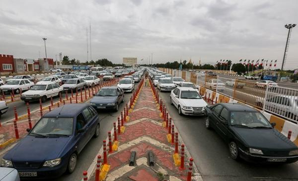 ممنوعیت خروج خودروها از استان تهران,اخبار اجتماعی,خبرهای اجتماعی,شهر و روستا