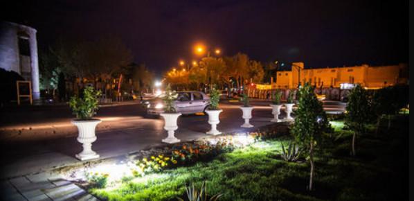 خاموشی بوستانهای اصفهان,اخبار اجتماعی,خبرهای اجتماعی,شهر و روستا