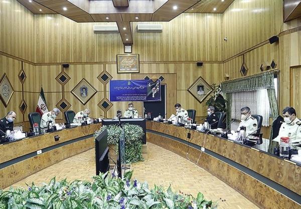 نشست قرارگاه درمانی و بهداشتی امام رضا نیروی انتظامی,اخبار اجتماعی,خبرهای اجتماعی,حقوقی انتظامی