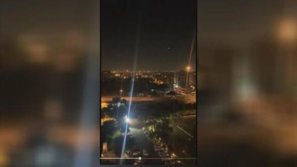 شلیک چند موشک به نزدیکی سفارت آمریکا در بغداد,اخبار سیاسی,خبرهای سیاسی,خاورمیانه