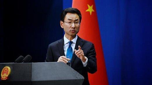 سخنگوی وزارت امور خارجه چین,اخبار سیاسی,خبرهای سیاسی,اخبار بین الملل
