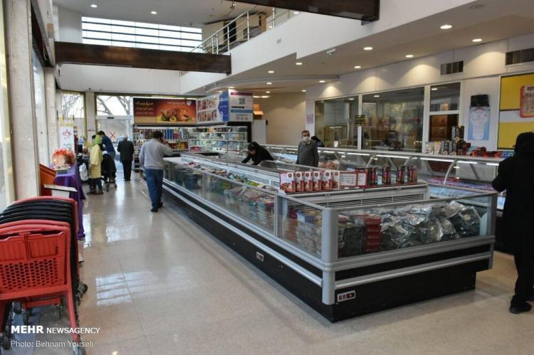 تصاویر کسب و کارهای در روزهای کرونایی,عکس های روزهای کرونایی در کشور,تصاویر تعطیلی رستوران ها