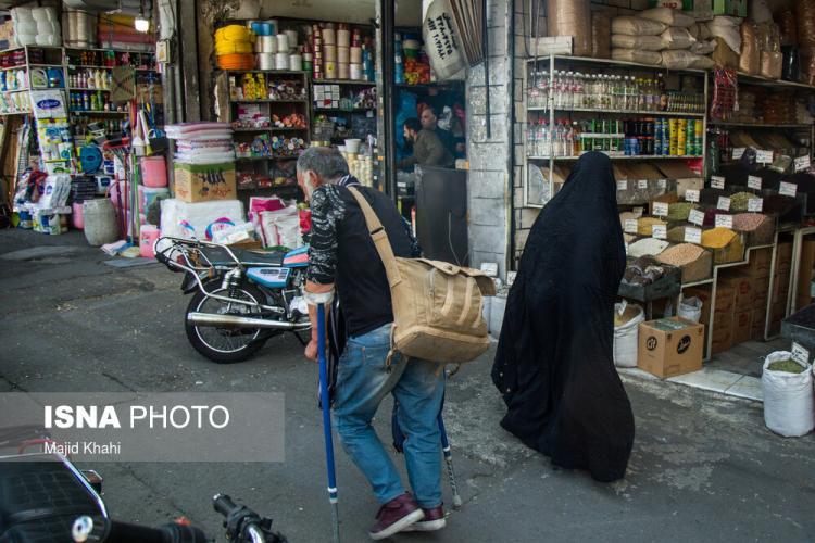 تصاویر تردد در خیابان ها,عکس های شیوع کرونا در ایران,تصاویر طرح فاصلهگذاری اجتماعی