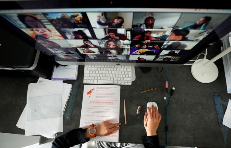 تصاویر روز 17 فروردین 99,عکس های روز 17 فروردین 99,تصاویر روز 5 آوریل 2020