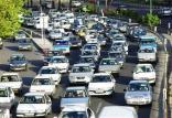 ترافیک در شهر تهران,اخبار سیاسی,خبرهای سیاسی,اخبار سیاسی ایران