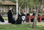 دورهمی های کرونایی در پارک,اخبار اجتماعی,خبرهای اجتماعی,شهر و روستا