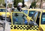 محدودیت ها برای تاکسی های تهران,اخبار اجتماعی,خبرهای اجتماعی,شهر و روستا