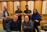 مهران رجبی و رضا بنفشهخواه در صبح جمعه با شما,اخبار صدا وسیما,خبرهای صدا وسیما,رادیو و تلویزیون