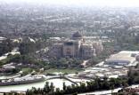 حمله راکتی به منطقه سبز بغداد,اخبار سیاسی,خبرهای سیاسی,خاورمیانه