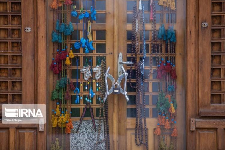 تصاویر بازار تعطیل اصفهان در روزهای کرونا,عکس های تعطیلی بازار اصفهان,تصاویری از بازار اصفهان در روزهای کرونایی