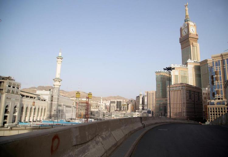 تصاویر تلاش عربستان برای مهار کرونا,عکس های تلاش عربستان برای مهار کرونا,تصاویر مکه