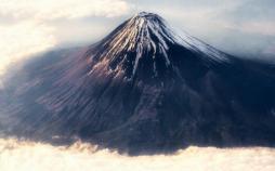 کوه فوجی ژاپن,اخبار علمی,خبرهای علمی,طبیعت و محیط زیست