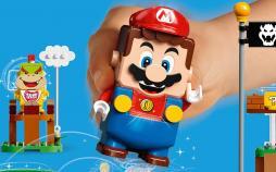 اولین ست لگویی سوپر ماریو,اخبار دیجیتال,خبرهای دیجیتال,بازی